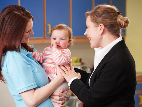 10 Drop-off and Pick-up Tips for a Smooth Transition to Daycare