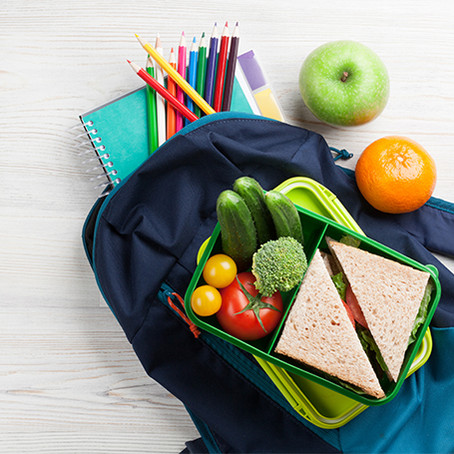 Healthy Lunch Boxes and Snacks for Toddlers