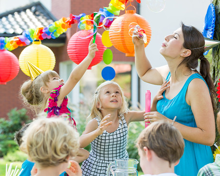 Birthday Game Ideas for Toddlers