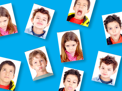 Help your Toddlers and Preschoolers Understand their Emotions