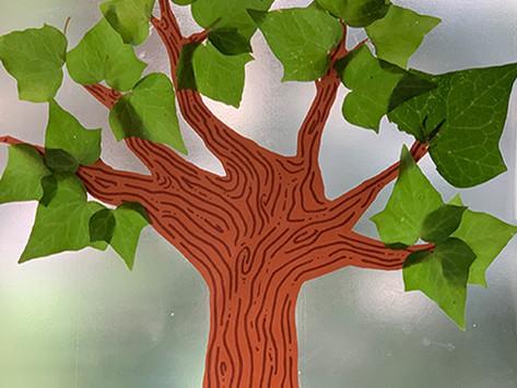 Autumn Tree Making Activity