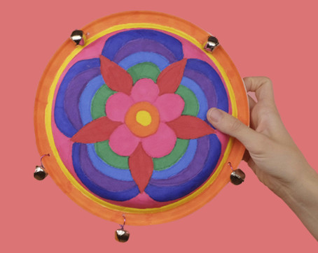 DIY Tambourines