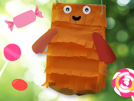 Babyfirst Paper Bag Pinata