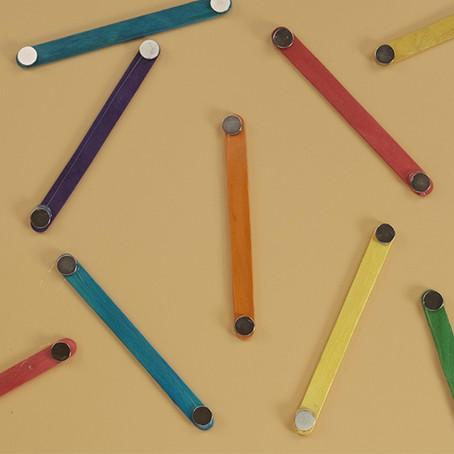 Magnet Craft Sticks