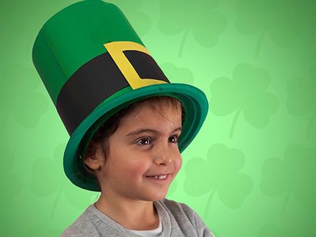 Leprechaun's Hat for Saint Patrick's Day