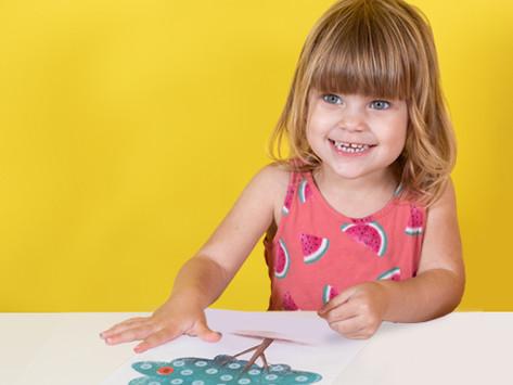 Apple Tree ABC Match – Preschool Activity