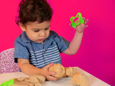 Natural Cinnamon Play Dough Recipe