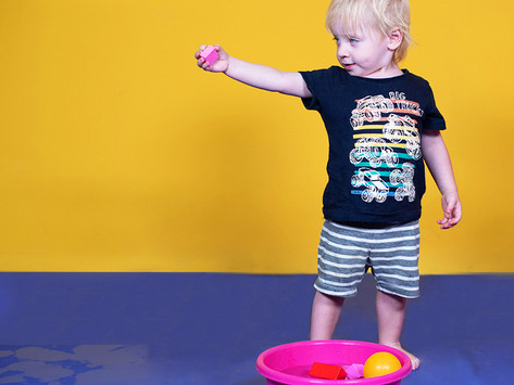 Sink or Float - Science for Toddlers