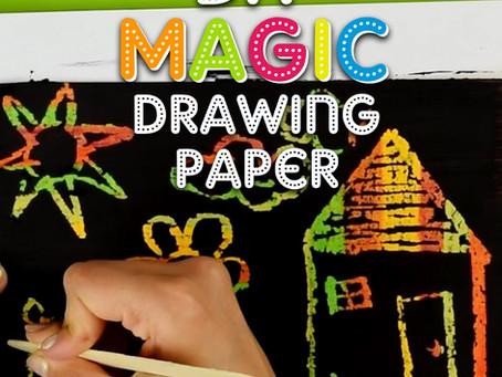 Magic Drawing Paper