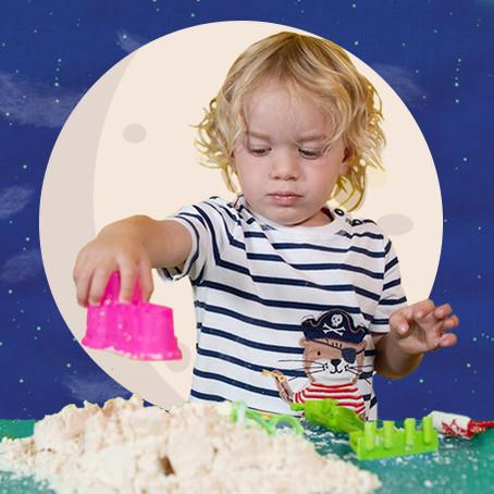 DIY - Moon Sand