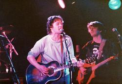 Gene Clark and Rick Danko