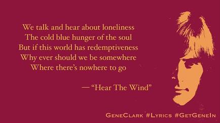 Hear The Wind