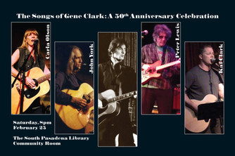 Gene Clark 50th Anniversary