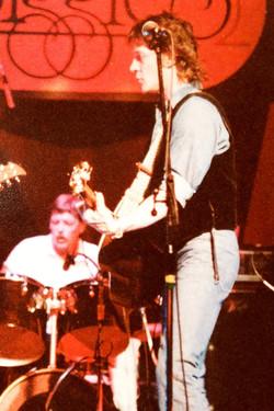 Gene Clark and Mike Clarke