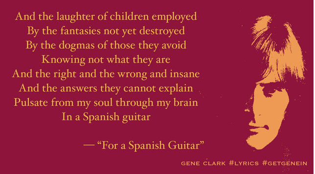 For A Spanish Guitar