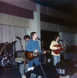 Gene Clark and John York