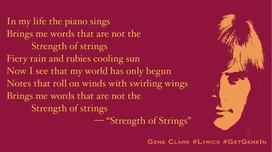 Strength of Strings