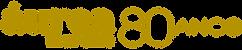 2020-AureaMartins-80 anos-Logo Dourada H