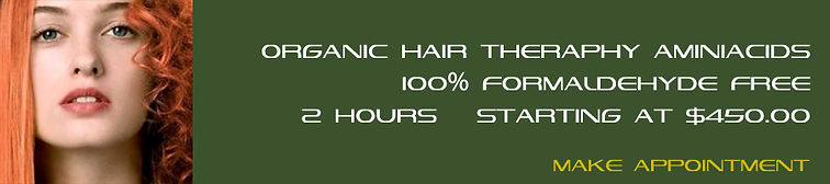 020 ORGANIC HAIR THERAPHY AMINIACIDS 100