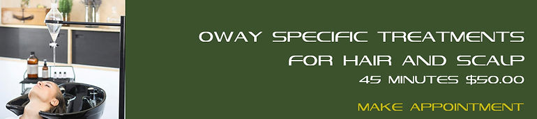 024 OWAY SPECIFIC TREATMENTS FOR HAIR AN