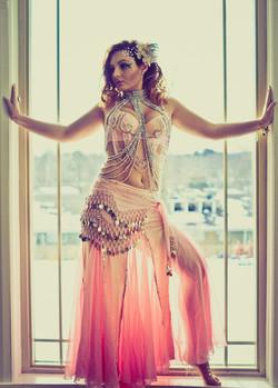 Photo Shoot - Belly dancer