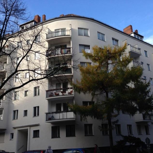 Münchener Straße in Schöneberg