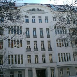 Nassauische Straße in Wilmersdorf