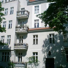 Stubenrauchstraße in Friedenau