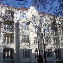 Giesebrechtstraße in Charlottenburg