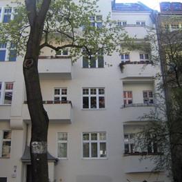 Blankenbergstraße in Steglitz
