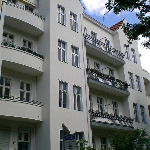 Adolfstraße in Steglitz