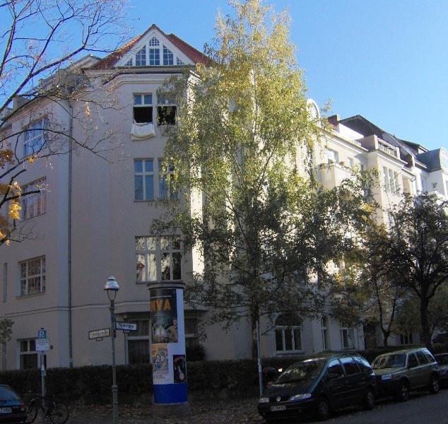 Stierstraße in Friedenau