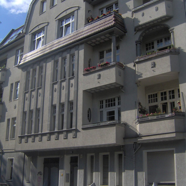 Kirchhofstraße in Spandau