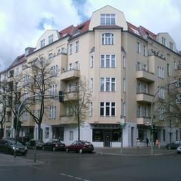 Suarezstraße in Charlottenburg