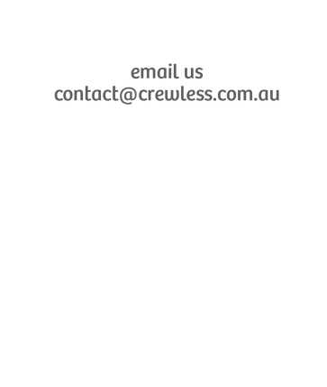 contact us - email - contact_crewless.co