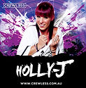 Holly-J - Square Pic - Podcast 2016 Cove