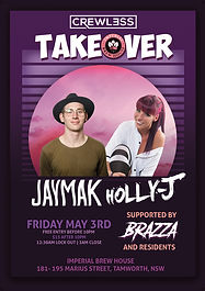 Crewless Takeover - Imperial Tamworth -