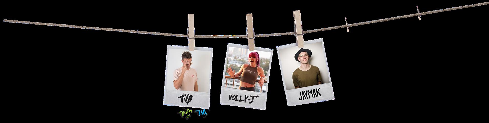 Crewless - Polaroid - May 2019 Longer Ro