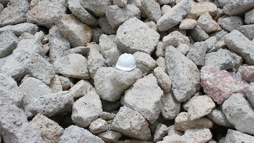 Concrete Riprap