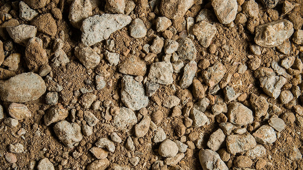 Crushed Concrete Base