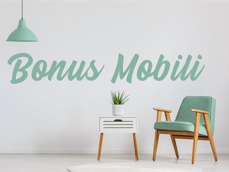"""Legge di Bilancio 2020: """"Bonus mobili"""" confermato anche nel 2020!"""