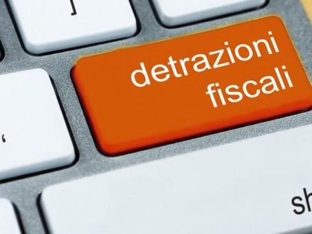 Tracciabilità delle detrazioni IRPEF