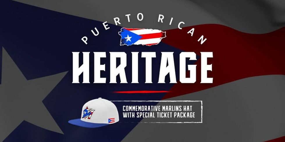 Marlin's Puerto Rican Heritage Celebration