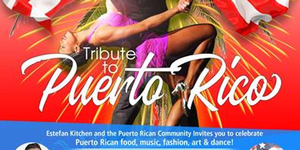 Tribute to Puerto Rico