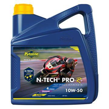 Putoline N-Tech Pro R 10W-50 Oil  4 Ltr