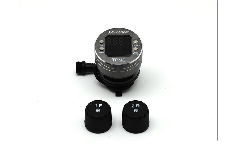 TIRE PRESSURE MONITORING SYSTEM (BLUETOOTH)
