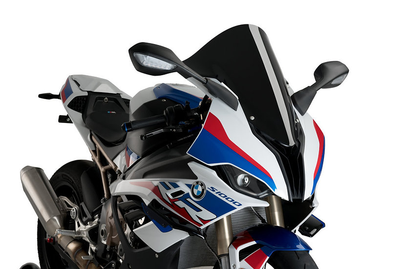 PUIG R Racing Screen for BMW S1000RR 2019