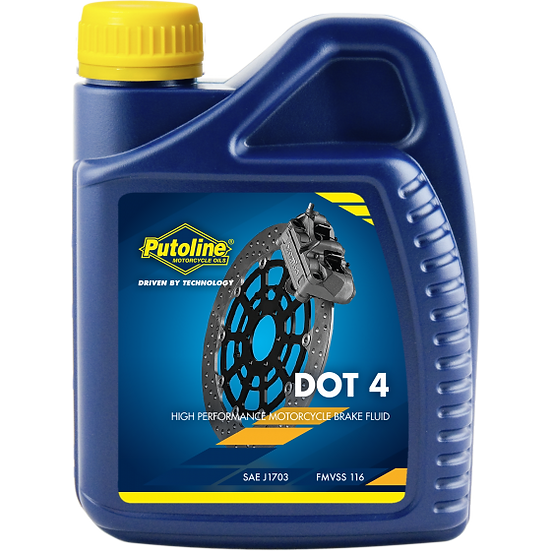 Putoline BRK Fluid DOT4  500 Ml