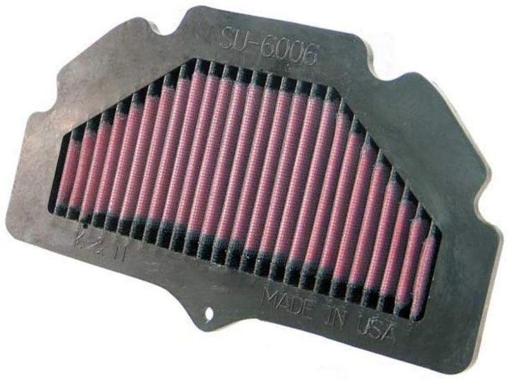 SUZUKI GSX S750 K&N Engine Air Filter: High Performance, Premium