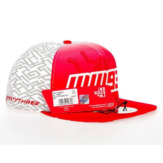 CAP FLAT SHADED ANT MM 93